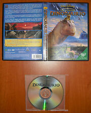 Dinosaurio [Disney DVD] Clásico nº 39, audio en Castellano y Catalán, COMO NUEVO