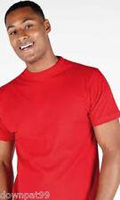 Nuevo 3xl Para Hombre Rojo 100% Algodón Premium Tee rk3 T-shirt - Tamaño Xxxl