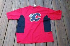 Calgary Flames/Molson Beer Youth XL shirt