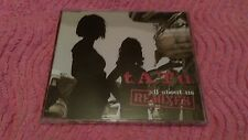 T.A.T.U. TATU ALL ABOUT US REMIXES 13 TRACK PROMO CD VERY GOOD CONDITION