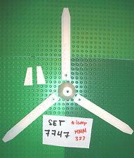 62743 3943 41769 LEGO 7747 Wind Turbine 6982 6980 60080 7468 6953 6970 7739 4999