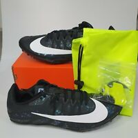 Nike Men's Zoom Rival S 9 Sprinting Track Spikes 907564-003 Sz 10/ Women's 11.5