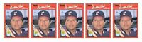 (5) 1990 Donruss Learning Series #49 Carlton Fisk Baseball Card Lot