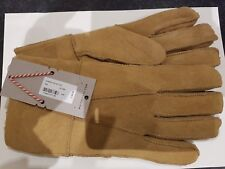 White Stuff Shearling Glove S/M