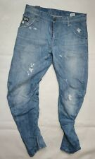 G-STAR ARC 3D LOOSE TAPERED HERREN  JEANS 33/32 50223.4269.1243 GSTAR RAW DENIM