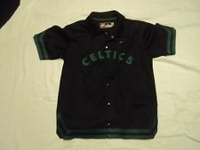 Nike Boston Celtics Warm-up Jacket Adult Size Large New Without Tags