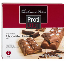 Keto Candy: ProtiDiet Chocolate Dream Bar 7 ct (6 carbs)