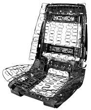 1966-68 CHEVELLE SEAT FRAME ASSY FRONT BUCKET RH