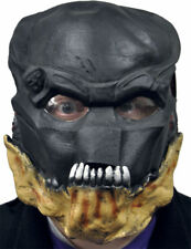 Morris Costumes Adult Downsized Version Of The 3/4 Latex Helmeted Mask. RU4716