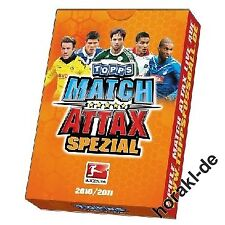 Match Attax Display (10) Spezial-Pack 2010/2011 Bundesliga 10/11