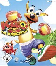 Kao The Kangaroo: Round 2 / X2 Die Bedrohung / Railroad Pioneer und viel mehr