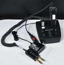 Plantronics CA12CD  Push to Talk Headset Adapter SHS 2500-01