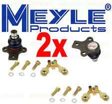2-Meyle Brand Lower Ball Joints  VW Cabrio Corrado Golf Jetta  Passat