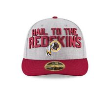 best authentic 078da ac93a Washington Redskins New Era 2018 NFL Draft On-Stage Low Profile 59FIFTY Hat
