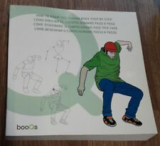 How To Draw The Human Body Step by Step BOOQS.be