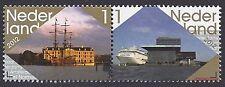 NVPH 2912 - 2913  BEZOEK AMSTERDAM   2012  paar  postfris