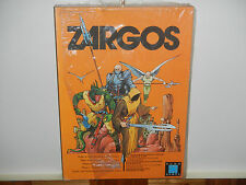 ZARGOS Lords-Board Game By Eurogames-Never Used,Portuguese Edition-Old shop stck