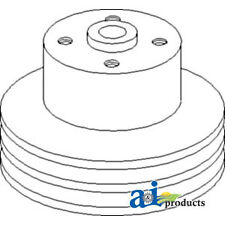 John Deere Parts PULLEY WATER PUMP  R47847 4320 (W/O Air Conditioning)