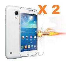 2 X Tempered Glass Screen Protector Guard for Samsung Galaxy S4 Mini i9190