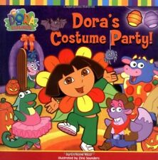 Dora's Costume Party (Dora the Explorer) - Good Book Nickelodeon