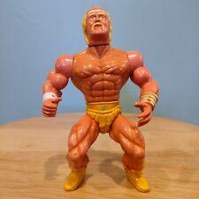 HULK HOGAN WWF WWE Action Figure Remco Sungold Sewco Galaxy Warriors Fighters