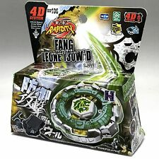 FANG LEONE BEYBLADE 4D TOP METAL FUSION FIGHT MASTER NEW + LAUNCHER USA SELLER