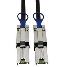 Deconn 1m Mini SAS 26P SFF-8088 to SFF-8088 26 P Data RAID Server Cable