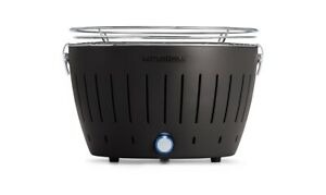 Barbecue à Charbon portable LotusGrill Classic Hybrid Anthracite GR340 NEUF