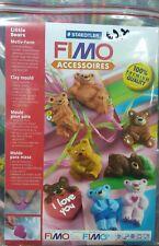FIMO STAEDTLER ACCESSORI 1 FOGLIO CON STAMPI orsetti