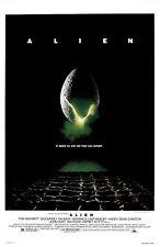 Alien movie poster 11 x 17 inches  - Sigourney Weaver, Ridley Scott