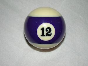 Pool ball Knob Cane Walking Stick Handle Heavy threaded any number billiard ball