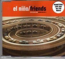 (BH548) El Nino, Friends - 1999 DJ CD