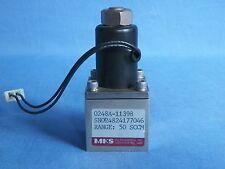 MKS 0248A, gas flow valve, 50 sccm