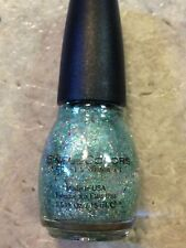 NEW SINFUL COLORS NAIL POLISH LACQUER IN THE SPOTLIGHT GREEN RED GOLD GLITTER