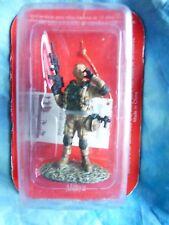 Soldat de plomb forces d'élite Editions Altaya n° 6 - Ranger USA - Lead soldier