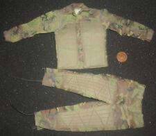 1/6 DAM Action Figure US Marine Scout Sniper Wooldand Camo Uniform 93018