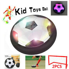 Air Power Soccer Football Disc Hoover Ball Sport Children Toys Indoor Outdoor