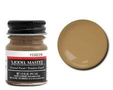 Dark Tan Enamel FS 30219  (1/2 oz)   We combine shipping    Testors Number  1742