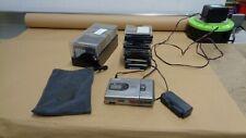 Sony Mini disc Recorder + Discs,