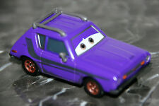"DISNEY PIXAR CARS 2 ""DON CRUMLIN"" BROWN EYES, SHIP WORLDWIDE, LOOSE"