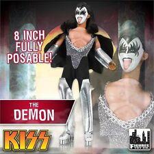 KISS RETRO Love Gun 8 Inch Action Figure Series 1  Gene Simmons Demon