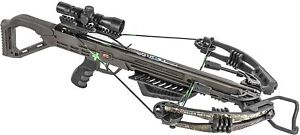 Killer Instinct Lethal 405 4x32 Scope Crossbow Original Package