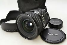 *Excellent* Nikon AF ZOOM NIKKOR 20-35mm F2.8 D Wide Angle Zoom Lens w/Hood,Case