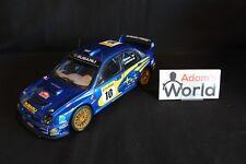 AutoArt Subaru Impreza S7 WRC '01 1:18 #10 Mäkinen / Lindström winners MC (JvdM)