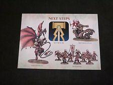 Warhammer AoS Khorne Daemons Skall'uk's Slaughterband Warscroll Battalion Sheet
