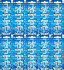 100 Pc 317 Renata Watch Batteries 317 SR516SW 0% MERCURY