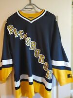 Retro EUC '90s Pittsburgh Penguins Throwback Third Alternate Starter Jersey XL