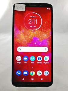 Motorola Moto Z3 Play XT1929-4 32GB GSM Unlocked Smartphone Indigo X736