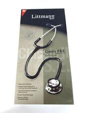 3m Littmann Classic Ii Se Stethoscope Burgandy 28 In 71 Cm Used Withbox
