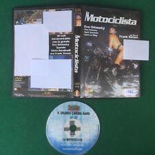 (Film DVD) LA MOTOCICLISTA Eva Orlowsky Frank Simon (ITA) HARD CULT VINTAGE